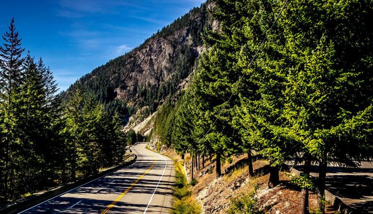 mountain-roadway